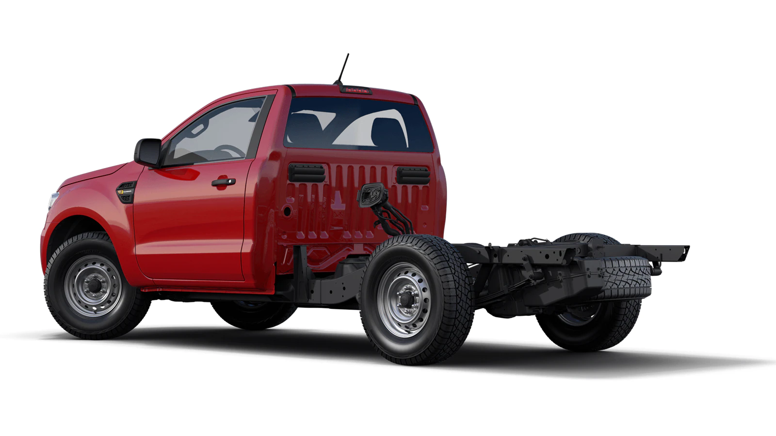 Ford Ranger Chassis Cabine