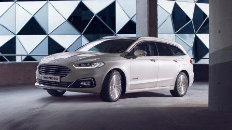 Afbeelding voor Ontdek de nieuwe Ford Mondeo Hybrid Stationwagon