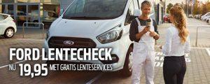 Ford Lentecheck zakelijk
