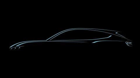 Afbeelding voor Op 18 november de onthulling van de volledige elektrische Mustang SUV
