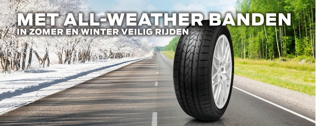 All-weather banden