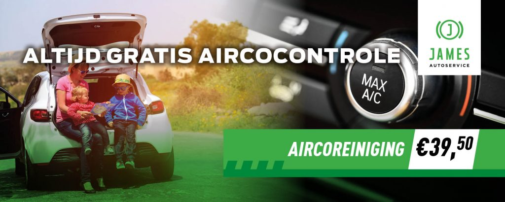 Aircocontrole James
