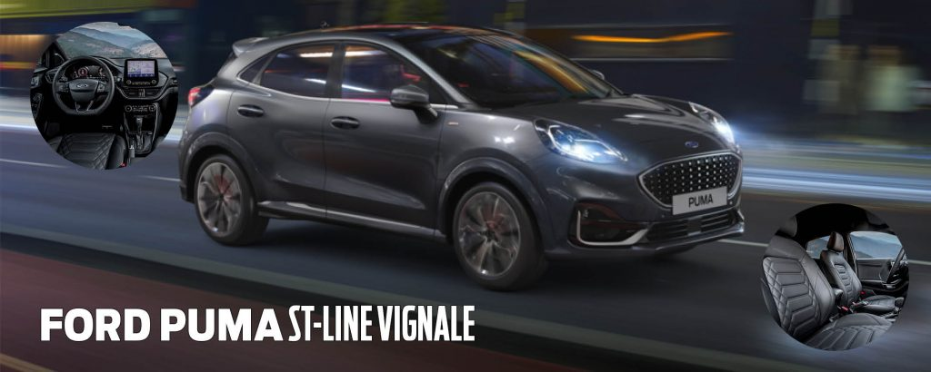 Ford Puma ST-Line Vignale