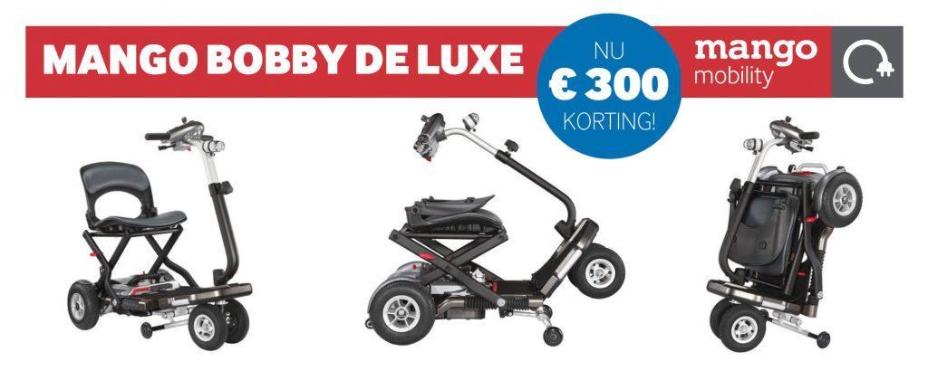 Mango Bobby de Luxe met € 300 korting