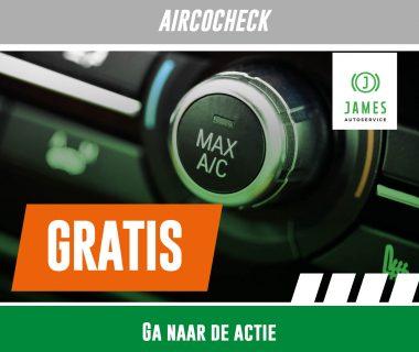 Uw airco zorgt voor veiligheid en comfort: GRATIS aircocheck!