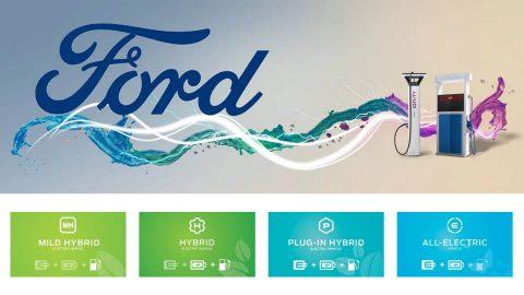 Afbeelding voor De elektrificatie van Ford gaat verder