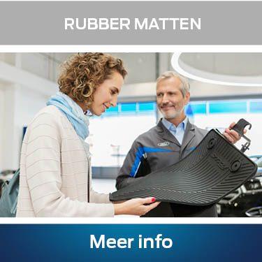 Rubber matten