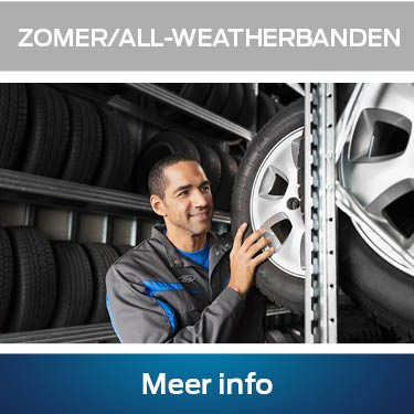 Zomer- of all-weatherbanden
