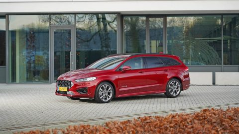 Afbeelding voor De Ford Modeo Hybrid extra aantrekkelijk geprijsd.